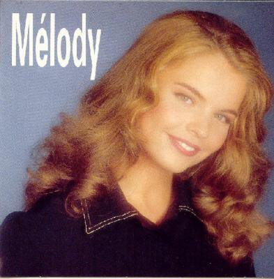 Biographie de M�lody