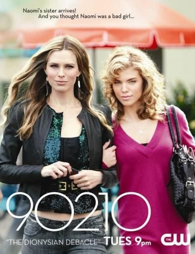 Welcome on Citation-90210 Saison 3 . Episode 1 Naomi &' Sa soeur ( Jen ) Welcome on Citation-90210