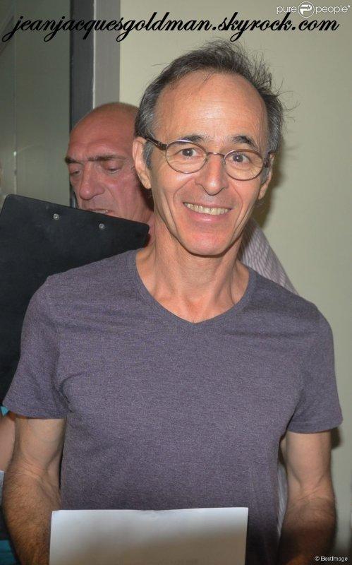 Jean Jacques Goldman : a l'occasion d'une vente aux enchère le 20 juillet 2014