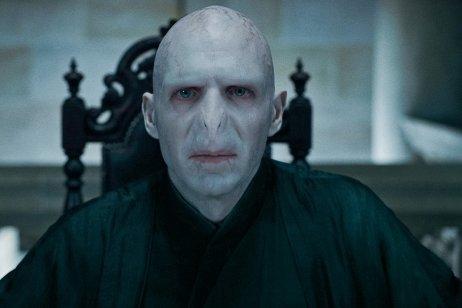 """ Moi seul peut vivre "" Lord Voldemort"