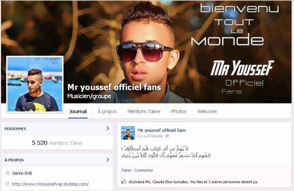 مرحبا بكم على الصفحة الرسمية ل ( Mr Youssef )