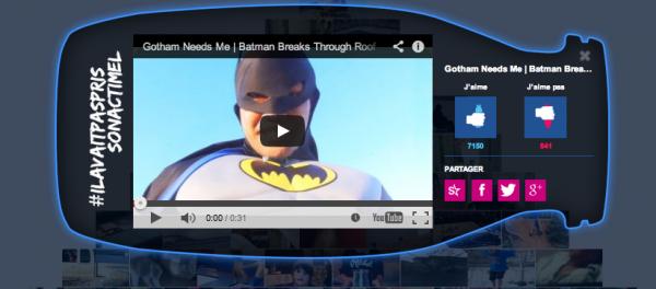 N'est pas Batman qui veut !