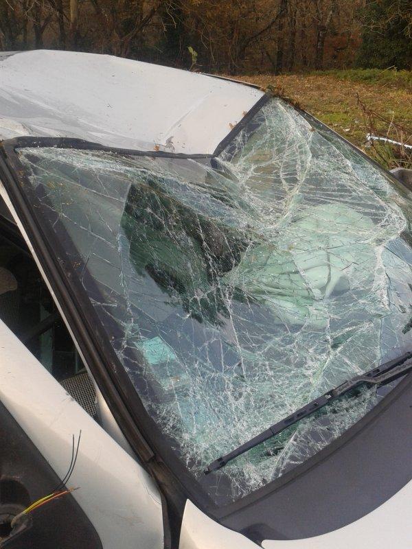 Mon accident Décembre 2013