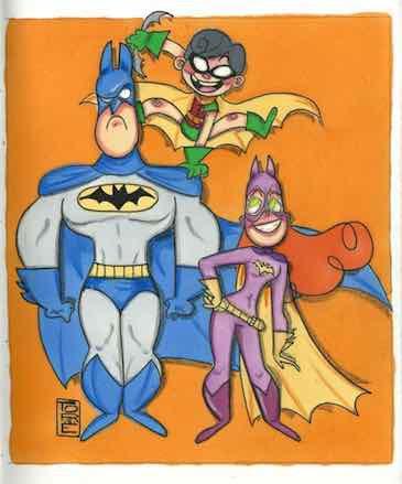 La Bat-family
