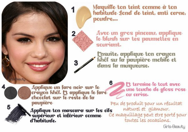 Zendaya : les secrets du maquillage nude de la chanteuse de teen pop