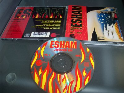 Esham - Judgement Day Vol. 2 - Night