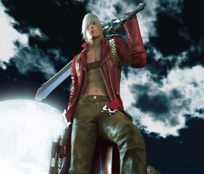 how to change character in devil may cry 4