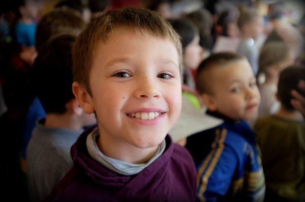 journee droits de l'enfant....avec nos amis du petit a petit