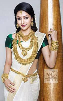 NAC ad pic - Queen Of Kollywood And South Indian Industry