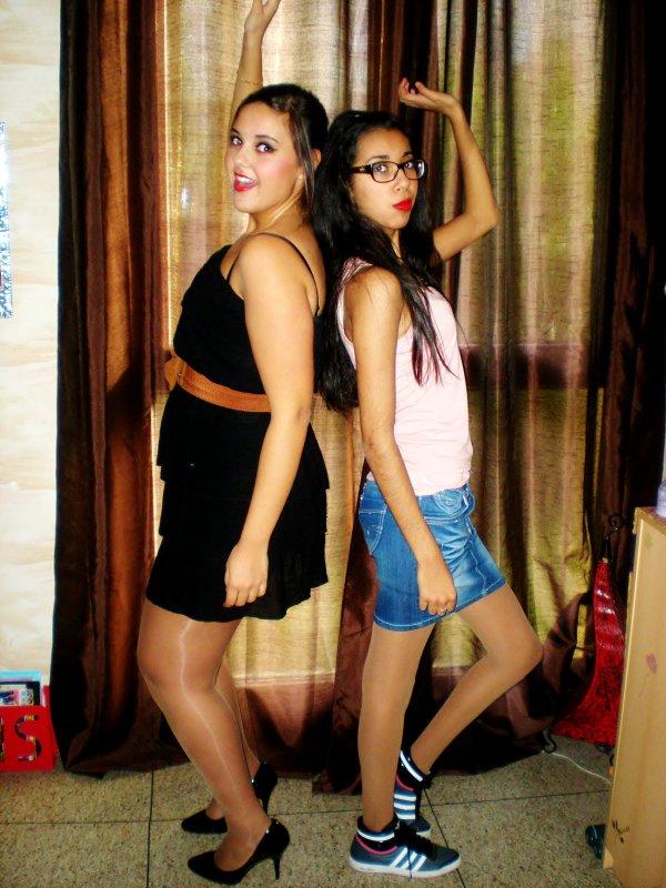 Sandy & Any  / Nikki & Brie ♥