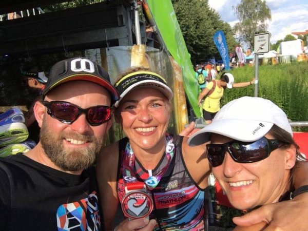 Challenge Roth (Allemagne) le dimanche 17 juillet 2016