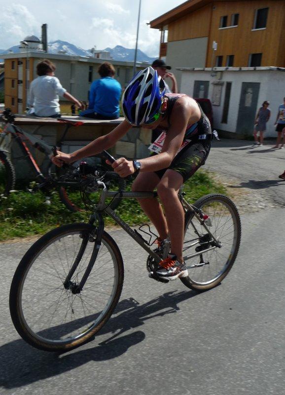 Granitman Triathlon d´Asuel (CH) le 6 ao�t 2016