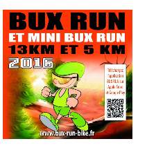 BUX RUN � Tagolsheim(68) le 27 ao�t 2016