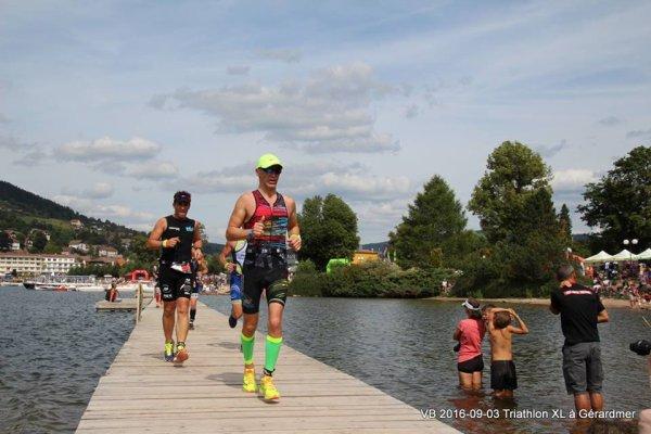 Triathlon de Gerardmer (88) les 4 et 5 Septembre 2016