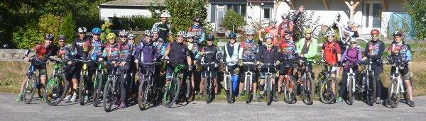 Week-end sportif � Bussang dans les Vosges (88) les 15 et 16 octobre 2016