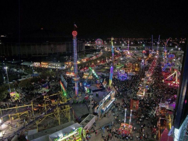 Feria Rodeo à Houston au Texas !