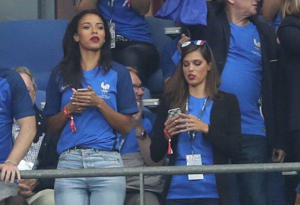 Euro 2016 - Les Miss sont � fond!