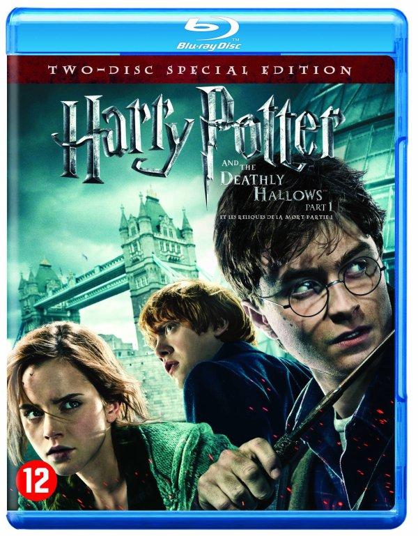 Harry Potter et les reliques de la mort - 1�re partie™ : Bonus DVD & Blu-ray !