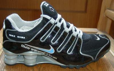 Nike Shox Bmw Williams F1 Team