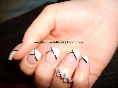 photo deco ongles fetes
