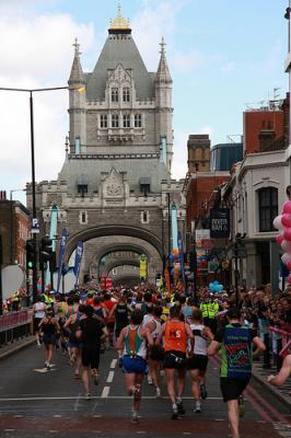 londres flora london maraton: