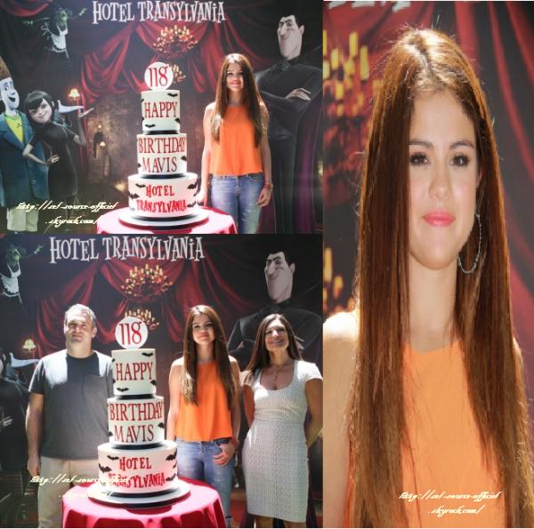 photos de Selena se rendant au Chateau Marmont avec Justin Bieber et Katy Perry, apr�s la premi�re du film Part of Me.