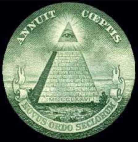 Dollar libert egalit fraternit quelle stupidit for Chiffre 13 illuminati