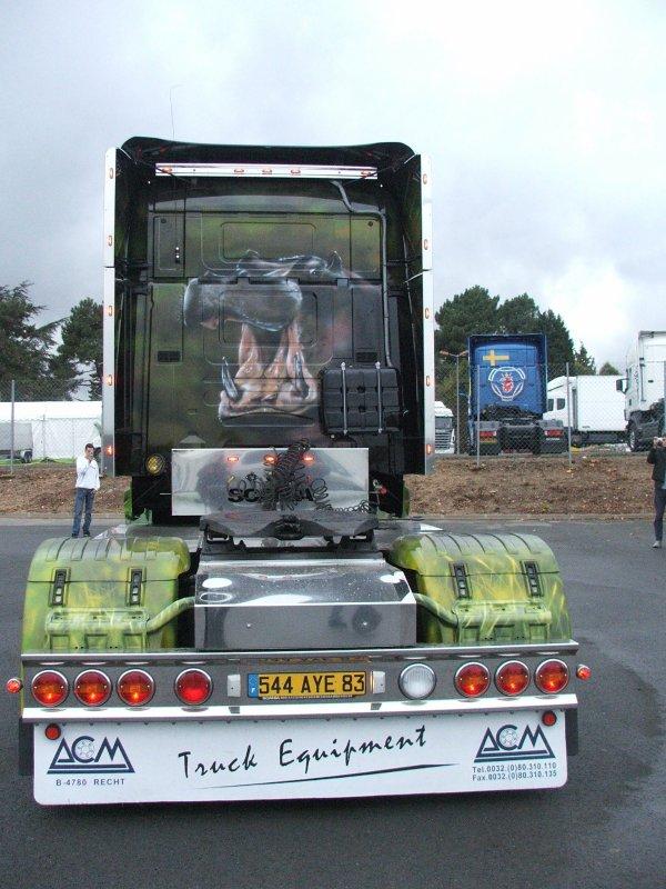 acm truck equipment traktorpool schlepper. Black Bedroom Furniture Sets. Home Design Ideas