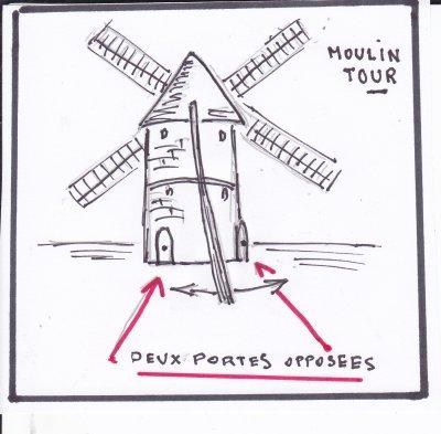 Dessiner un moulin vent ii d couvertes du toulois - Dessiner le vent ...