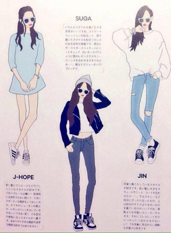 Kpop Fashion Tumblr