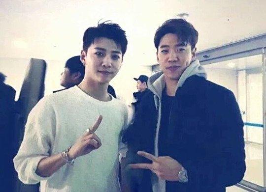 bang yong guk and his twin - photo #14