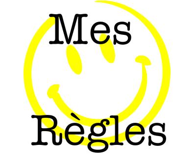 Les Règles de Mon Blog ...