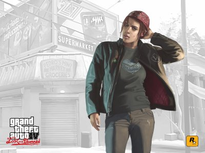 Solution complète de gta IV:The lost and damned