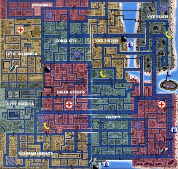 Guide des missions Grand Theft Auto (GTA)