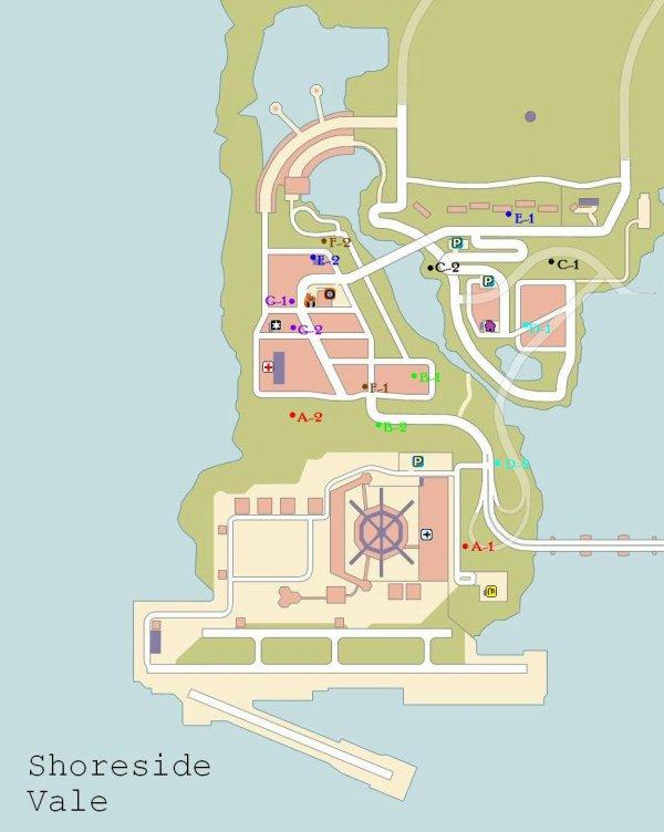Les Rodéos de GTA 3