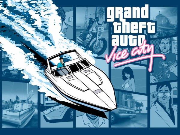 GRAND THEFT AUTO: VICE CITY (GTA VC)