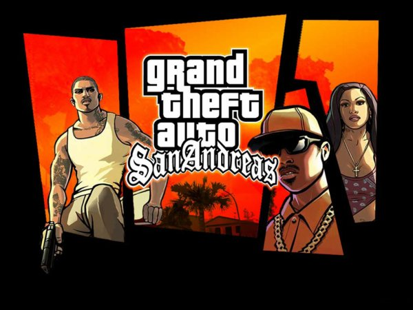 GRAND THEFT AUTO SAN ANDREAS (GTA SAN)