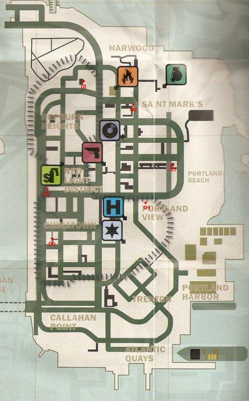 Les Rodéos de GTA LCS