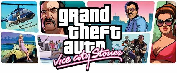 GRAND THEFT AUTO: VICE CITY STORIES (GTA VCS)