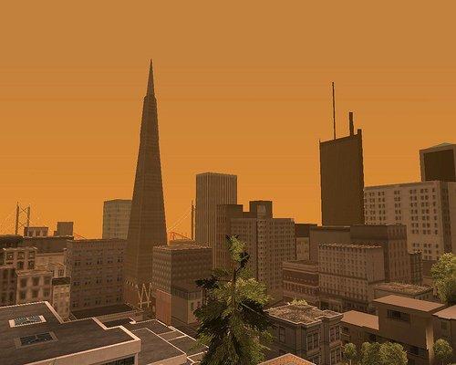 Destination: Les Grandes Villes de San Andreas