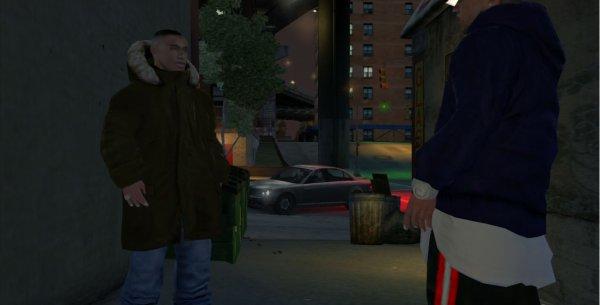 Les Personnages Aléatoires (ou secondaires),(GTA IV)