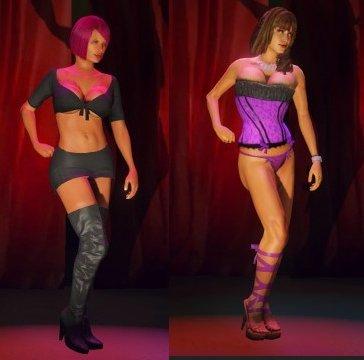 Les Stripteaseuses du Vanilla Unicorn