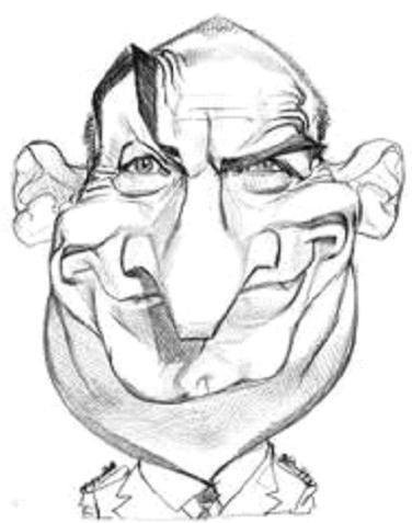 Caricatures vedettes