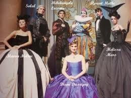 Petites description des personnages de Mozart l'Op�ra Rock ...