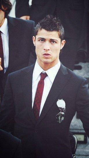 Cristiano Ronaldo : CR7