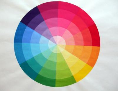 Cercle chromatique vive la couleur le fabuleux monde - Couleurs opposees cercle chromatique ...