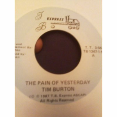 TIM BURTON ten more wishes RARE BOOGIE / SOUL