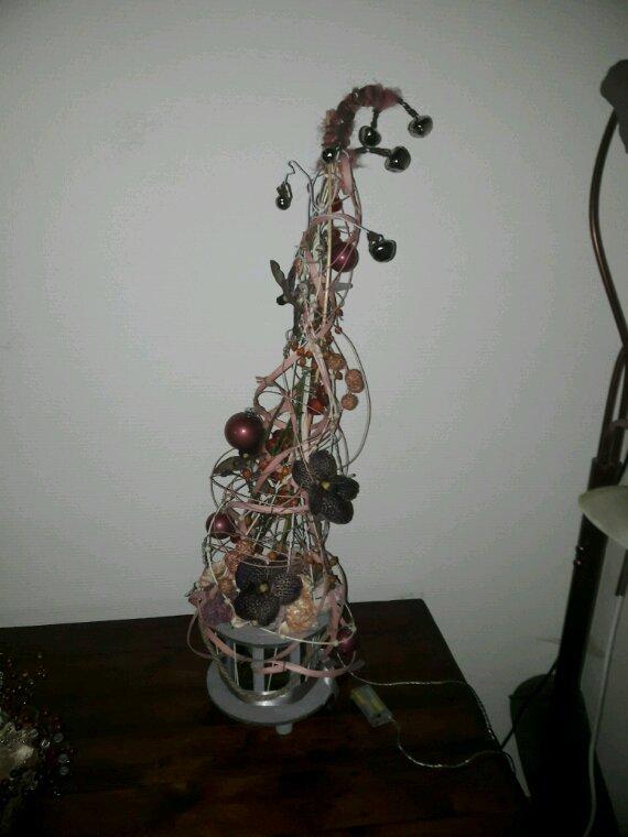 Noël arrive atelier du mois de décembre  chez Francoise Vandonink