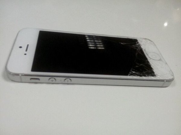 Mon iphone 5