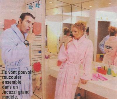 Chouchou et loulou tout sur un gars une fille chouchou - Un gars une fille dans la salle de bain ...